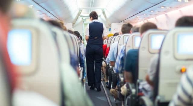 Αεροπλάνο επιβάτες