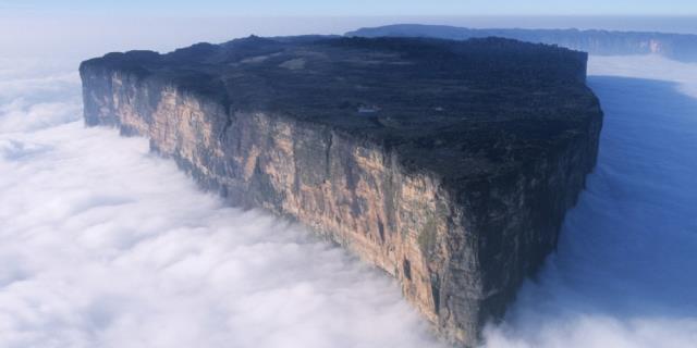 Όρος Roraima, Νότια Αμερική