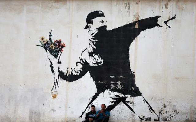 Ο τοίχος του Banksy, Βηθλεέμ