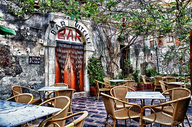 Bar Vitelli, Σικελία