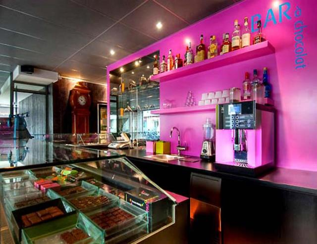 chocolate bar στο Παρίσι