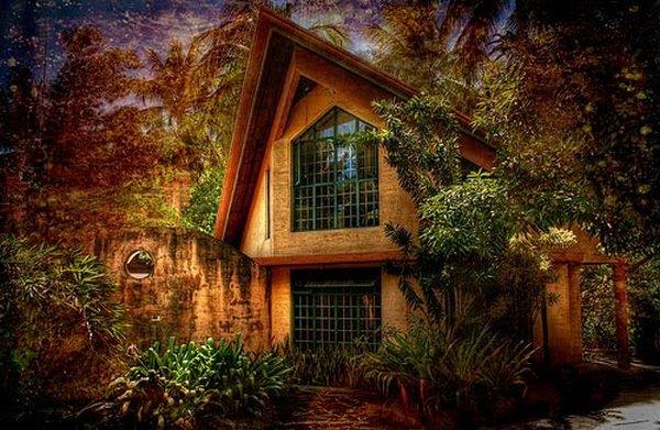 Σύγχρονα σπίτια εμπνευσμένα από παραμύθια!
