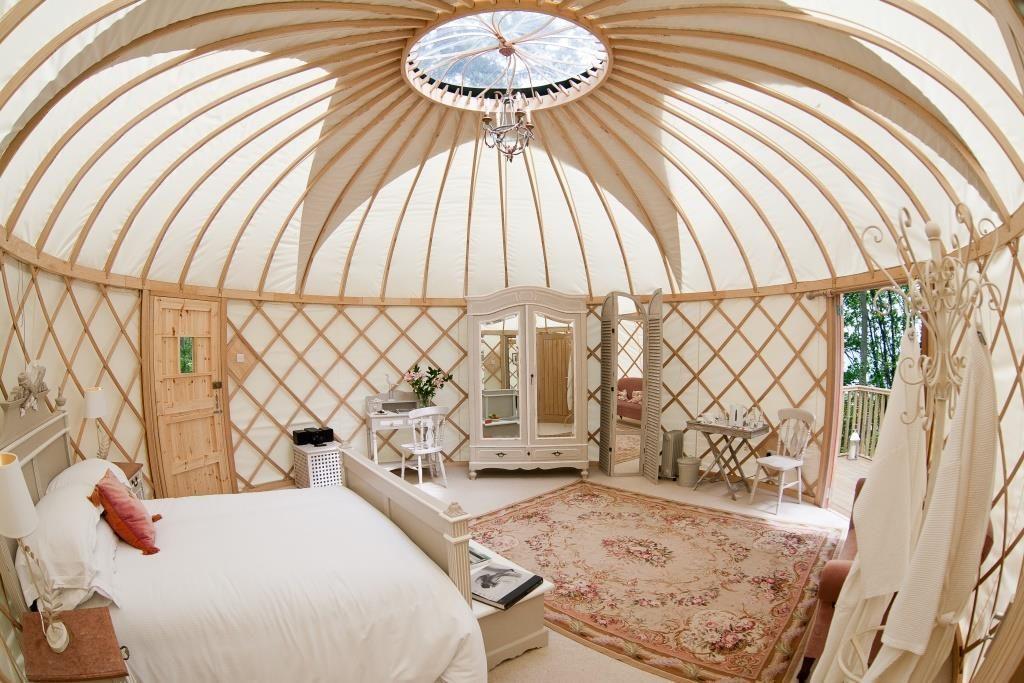 Σκηνή yurt isle