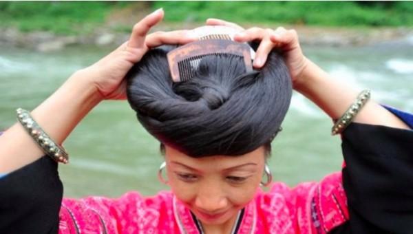 Οι σύγχρονες «Ραπουνζέλ»: Γυναίκες με μακριά μαλλιά τα οποία κόβουν μόνο μια φορά στη ζωή τους