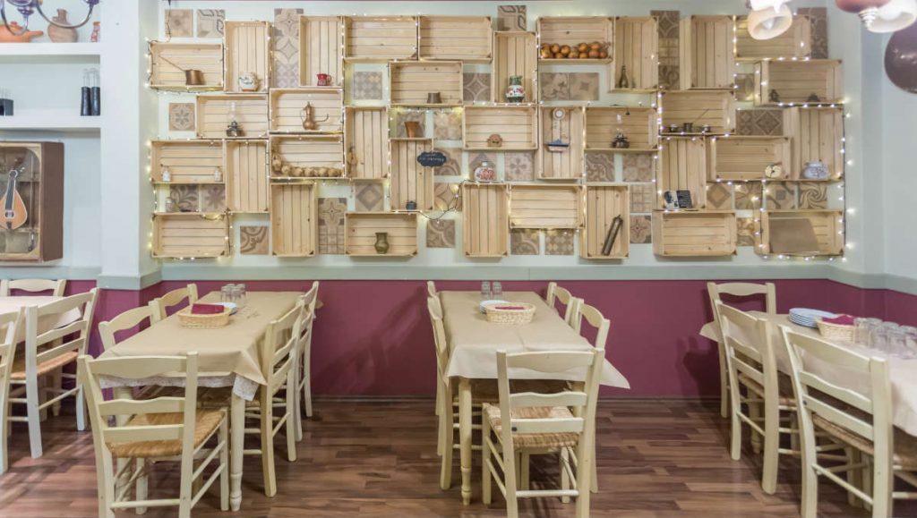 Η Κρήτη εστιατόριο - Καθαρά Δευτέρα