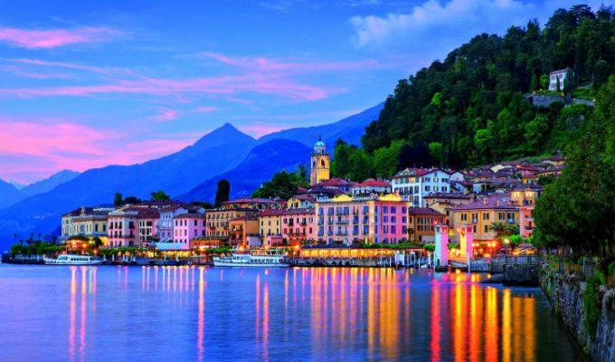 Ένα υπέροχο ταξίδι στις λίμνες της Ιταλίας!