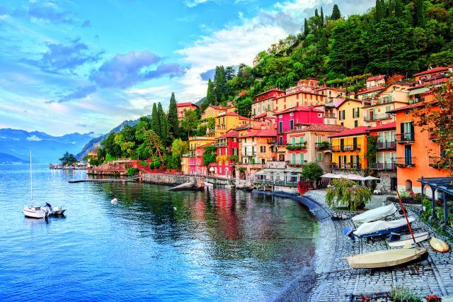 Λίµνη Como, Ιταλία