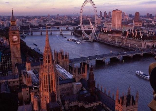 Λονδίνο παρόν