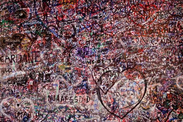 Ο τοίχος της αγάπης, Βερόνα