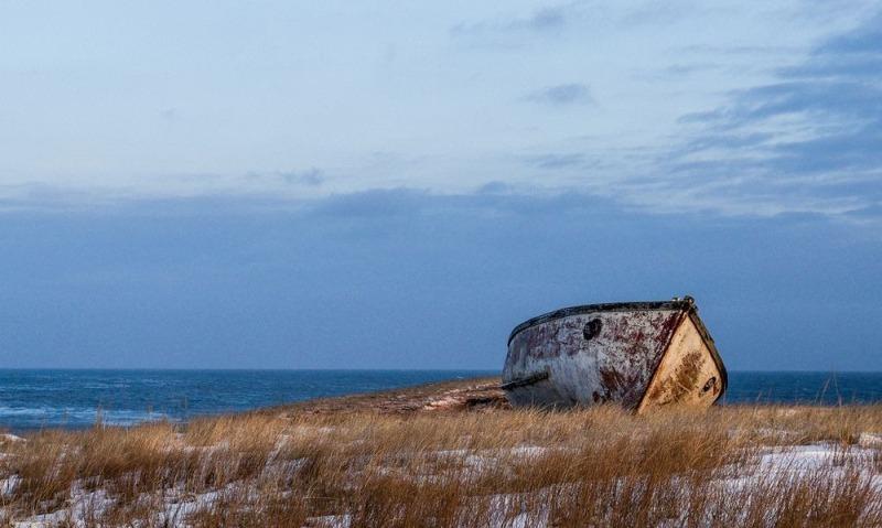 Το νησί που έχει για κατοίκους... επιζώντες ναυαγίων!