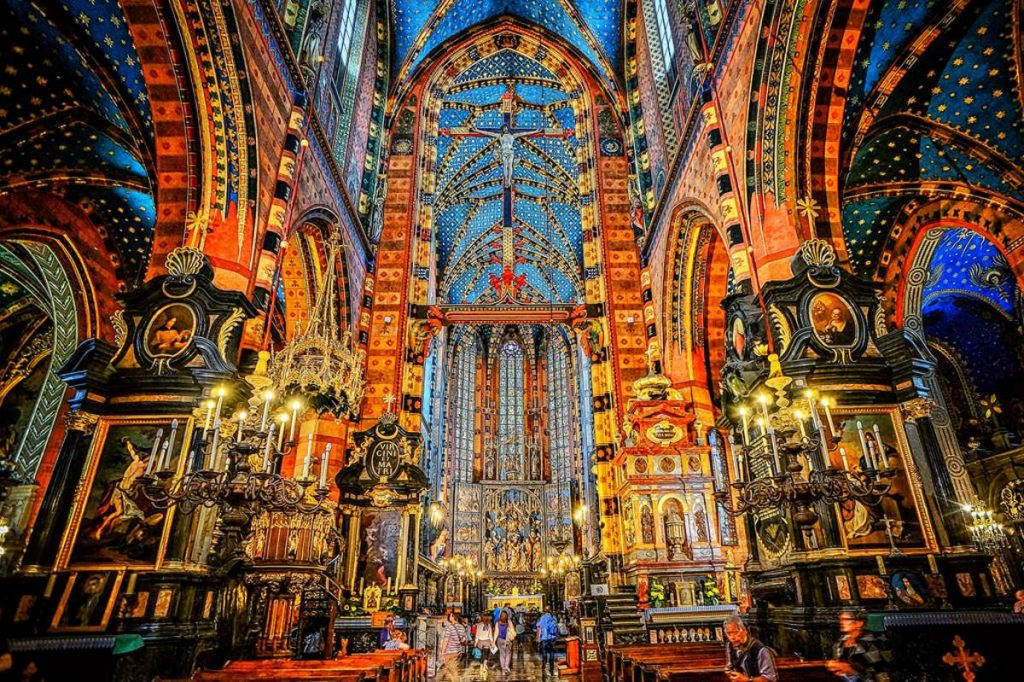Βασιλική της Αγίας Μαρίας, Κρακοβία