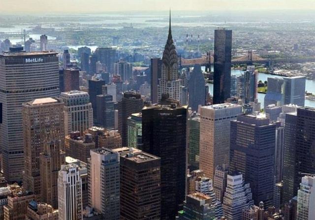 Νέα Υόρκη παρόν