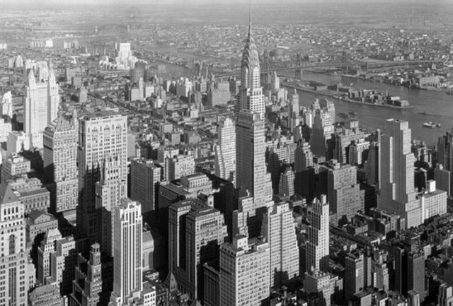 Νέα Υόρκη παρελθόν