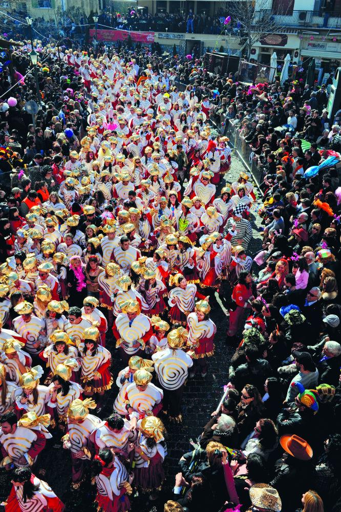 Κέφι, ανεμελιά και διασκέδαση στο Ξανθιώτικο Καρναβάλι!