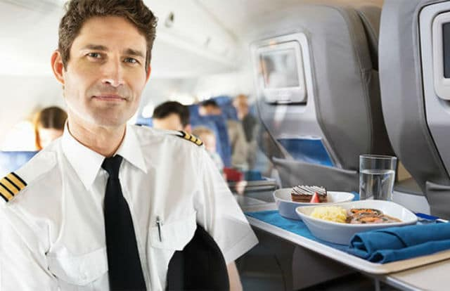 Πιλότος φαγητό