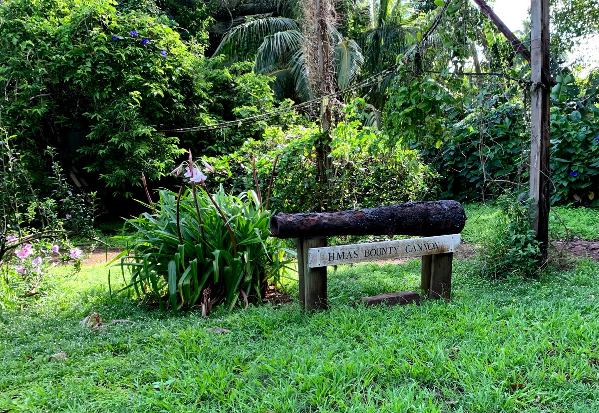 Το  νησί Πίτκαιν είναι ένας καταπράσινος παράδεισος