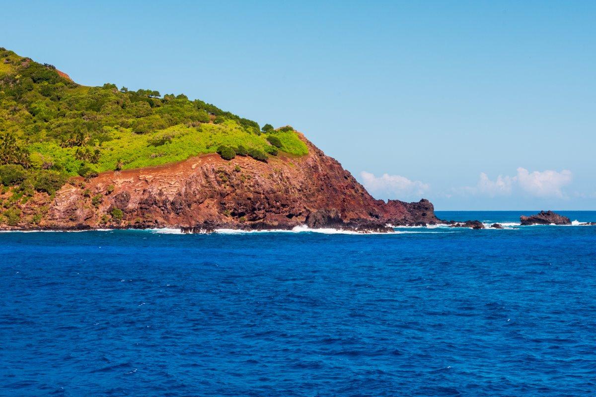 το νησί Πίτκαιν είναι η μικρότερη πληθυσμιακά χώρα του κόσμου