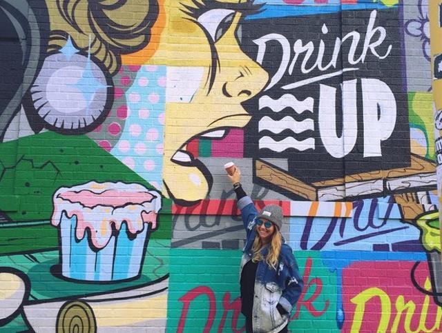 Ο τοίχος για την pop art, Σικάγο