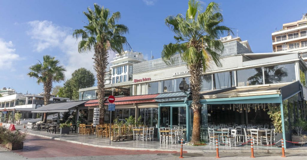 Portofino Seafood Bar, Πειραιάς
