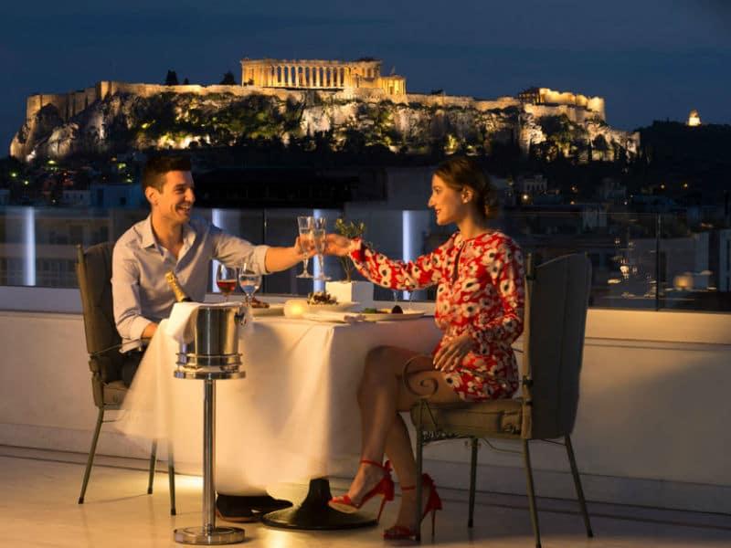 Εστιατόρια Αθήνα Αγίου Βαλεντίνου