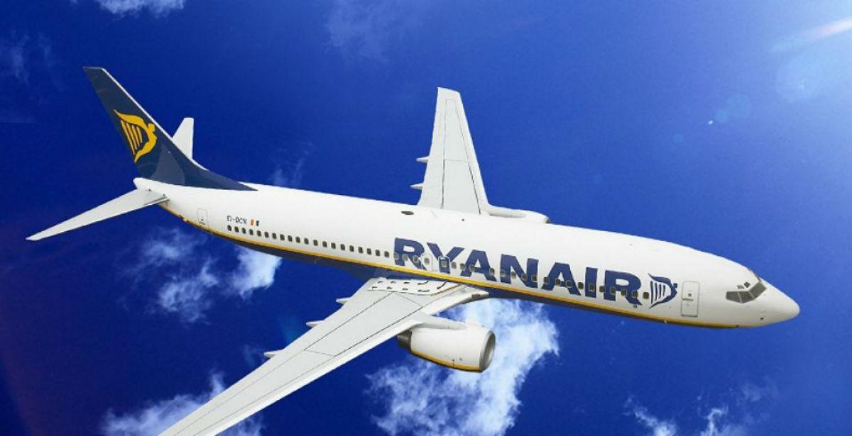 Ryanair: Δείτε πόσο θα στοιχίσουν οι αλλαγές που θα κάνετε στην πτήση σας!