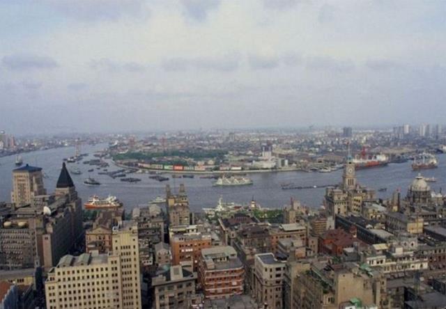 Σανγκάη παρελθόν