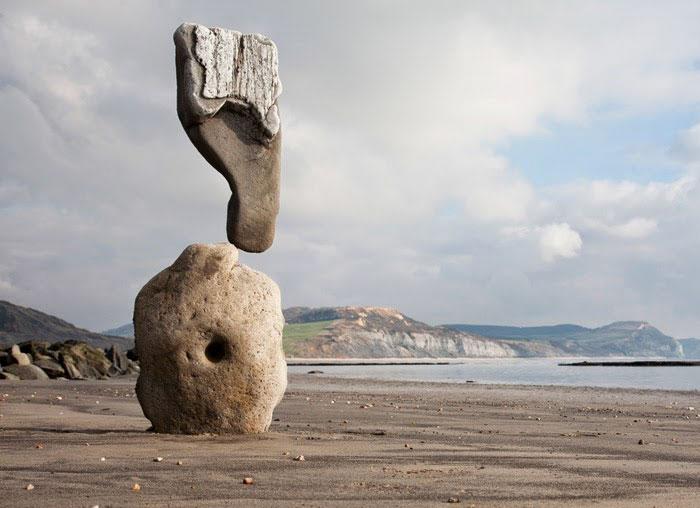 Εντυπωσιακά γλυπτά: Όταν η Τέχνη αψηφά τη βαρύτητα