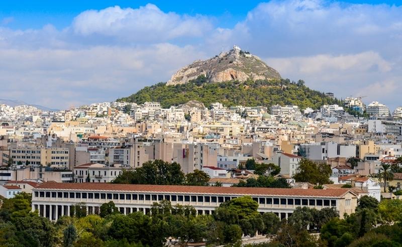 Αθήνα: 8 τοποθεσίες ιδανικές για βόλτα