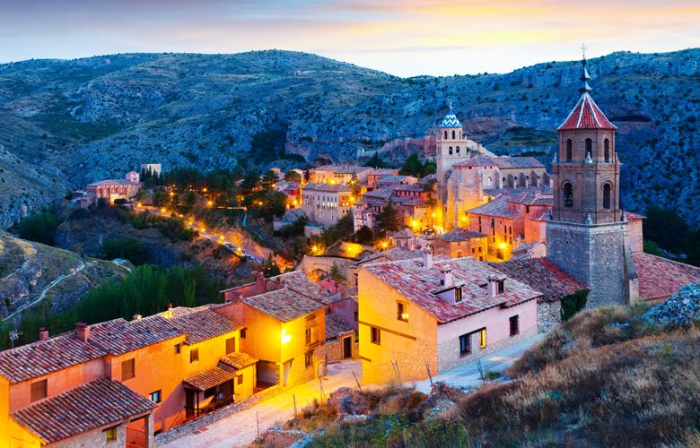 Το πιο παραμυθένιο χωριό της Ισπανίας μόλις 2 ώρες από τη Βαλένθια