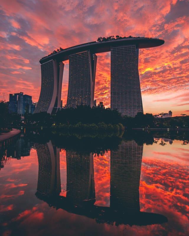 Σιγκαπούρη, Φωτογραφίες από τον Yik Keat