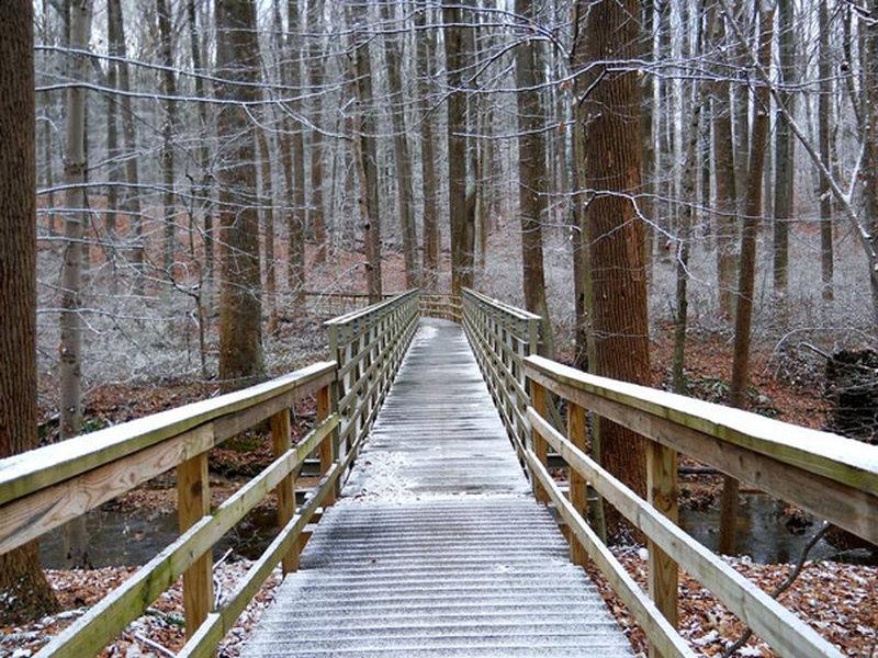 Χιονισμένα τοπία που θα σε κάνουν να λατρέψεις το χειμώνα