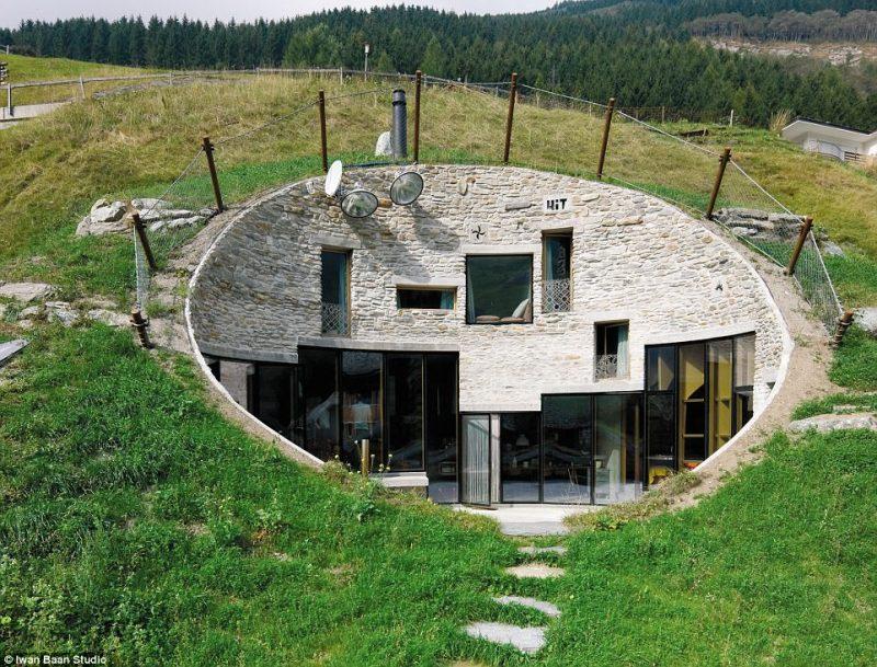 Εντυπωσιακά σπίτια στις πιο απομονωμένες γωνιές του πλανήτη! Δείτε τις εικόνες