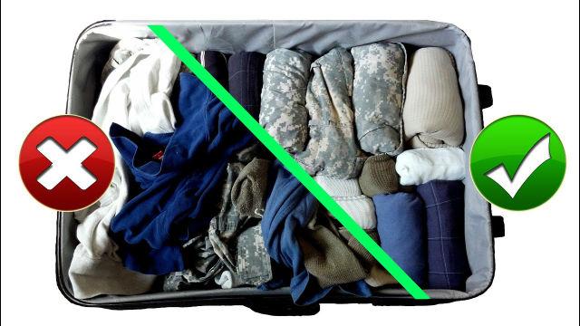 Οργάνωση αποσκευής