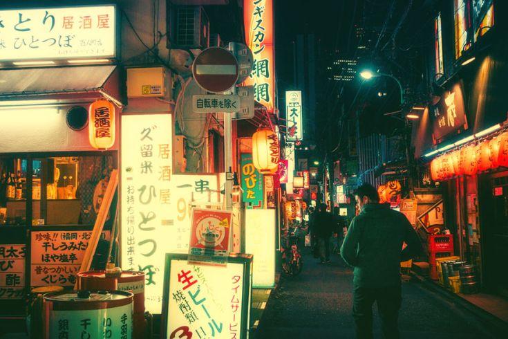 Η γοητεία της ιαπωνικής πρωτεύουσας τη νύχτα! Το Τόκιο όπως δεν το έχετε ξαναδεί