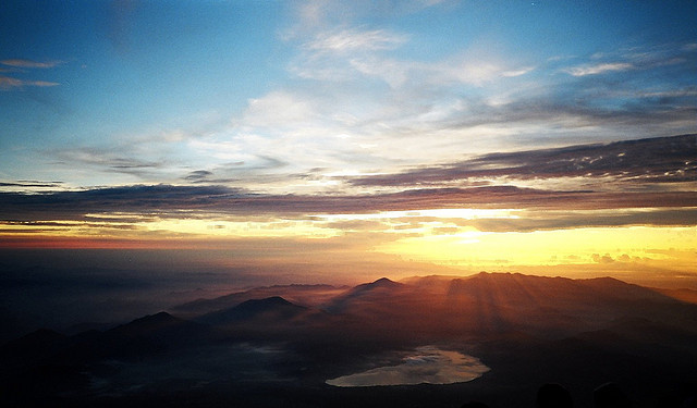 Όρος Φούτζι, Ιαπωνία
