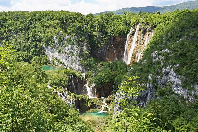 Εθνικό Πάρκο Plitvice, Κροατία