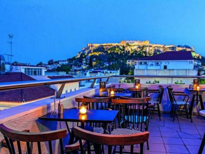 City Zen: Η θέα από το rooftop είναι η ομορφότερη της πόλης!