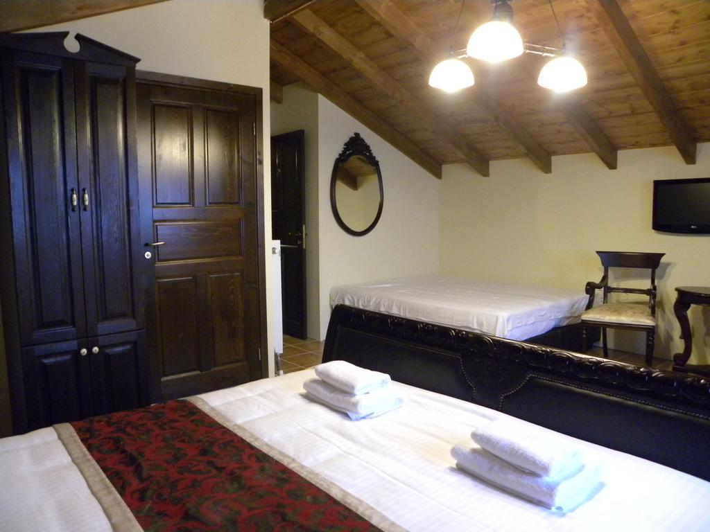 Argyro Guesthouse Νυμφαίο δωμάτιο ξενώνα