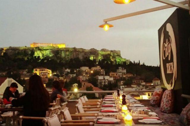 City Zen - rooftop Αθήνα