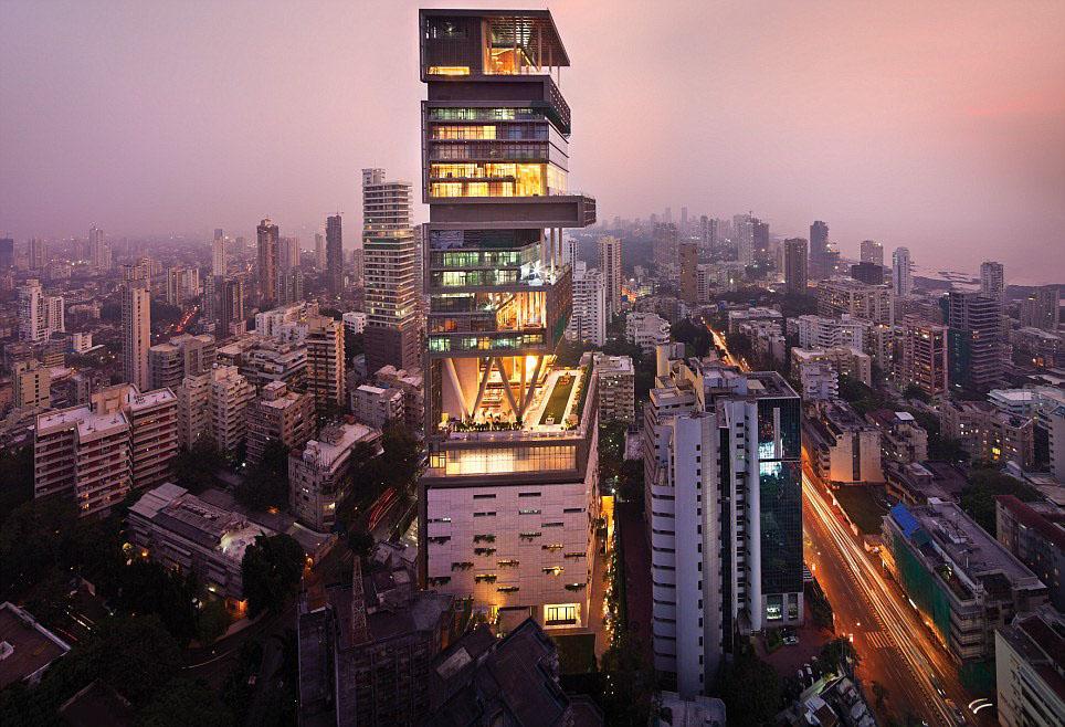 Αυτά είναι τα 10 μεγαλύτερα σπίτια στον κόσμο! Εσείς σε ποιο θα θέλατε να μείνετε;