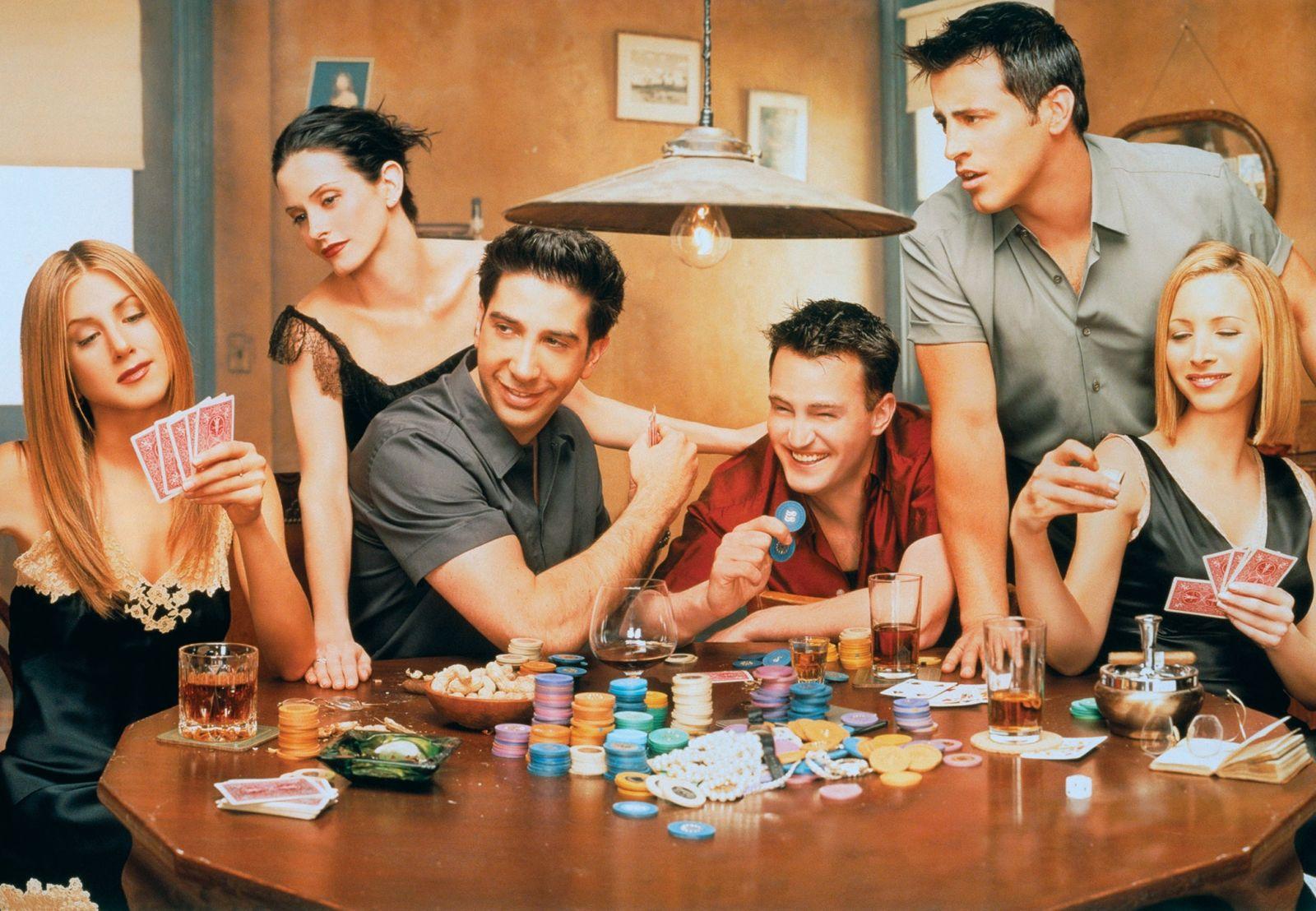 Εσείς ξέρετε γιατί το διαμέρισμα της Monica στα Friends είχε μωβ χρώμα;