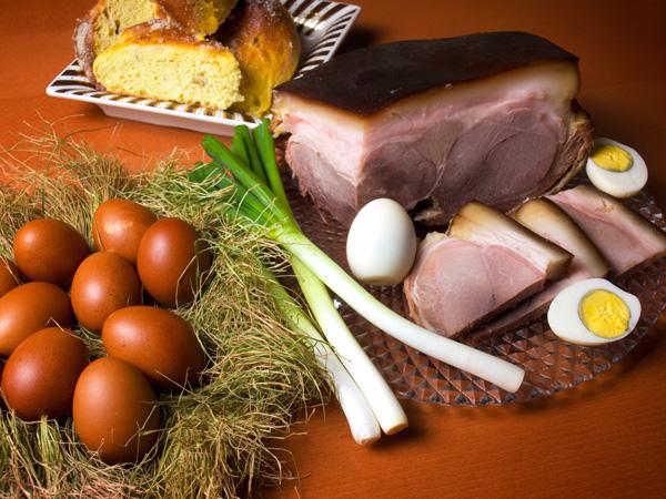Πασχαλινό γεύμα της Κροατίας