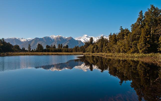 Οι 6 ωραιότερες λίμνες του κόσμου