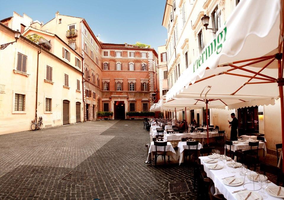 Ponte, Parione & Regola, Ρώμη
