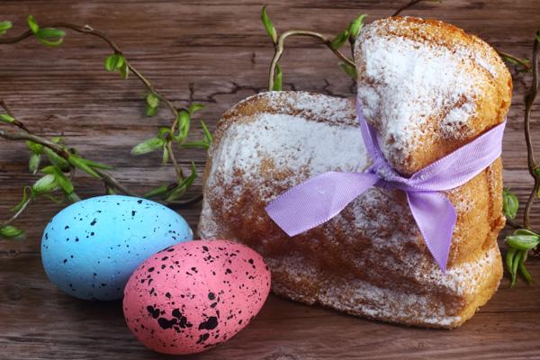 Το αρνίσιο πασχαλινό κέικ της Τσεχίας