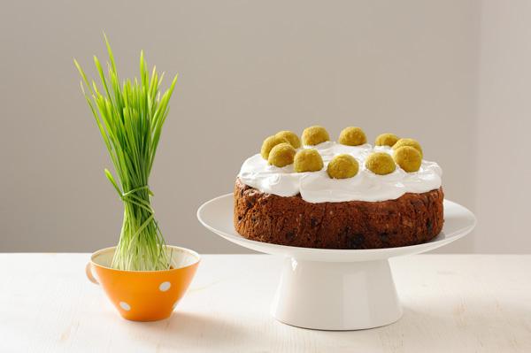 Simnel cake, Αγγλία