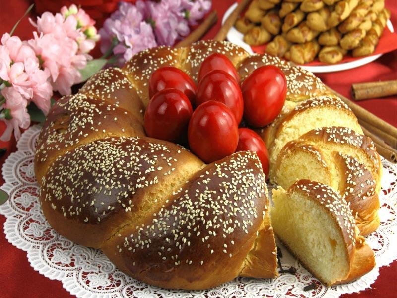 Πασχαλινά έθιμα φαγητού στην Ευρώπη