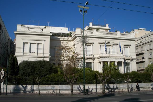 Μουσεία Αθήνα: Μουσείο Μπενάκη
