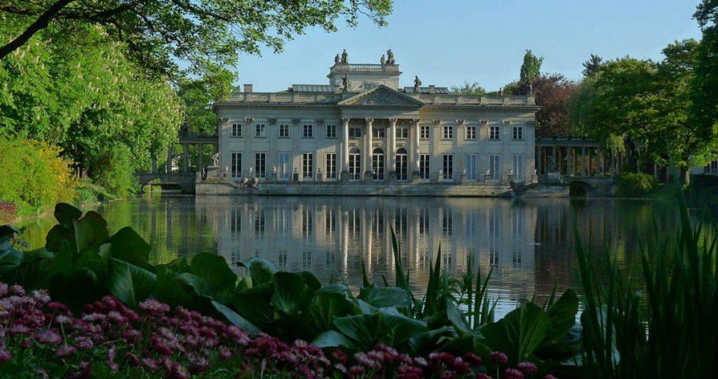 Βασιλικό πάρκο Lazienki, Βαρσοβία