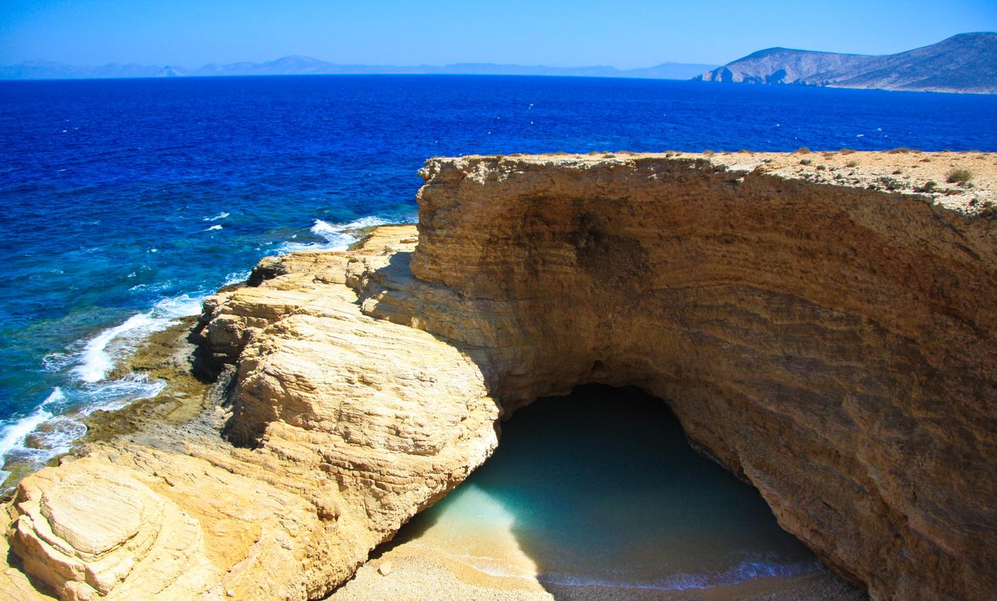 Παραλία - Κουφονήσια